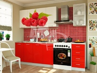 Кухня Малина